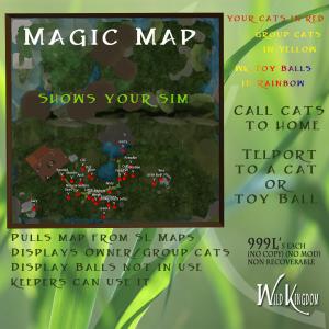 WK Magic Map