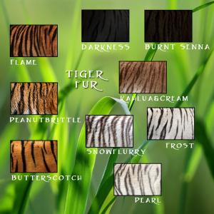 TIGER Furs Traits