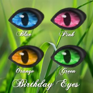 Birthday Eyes