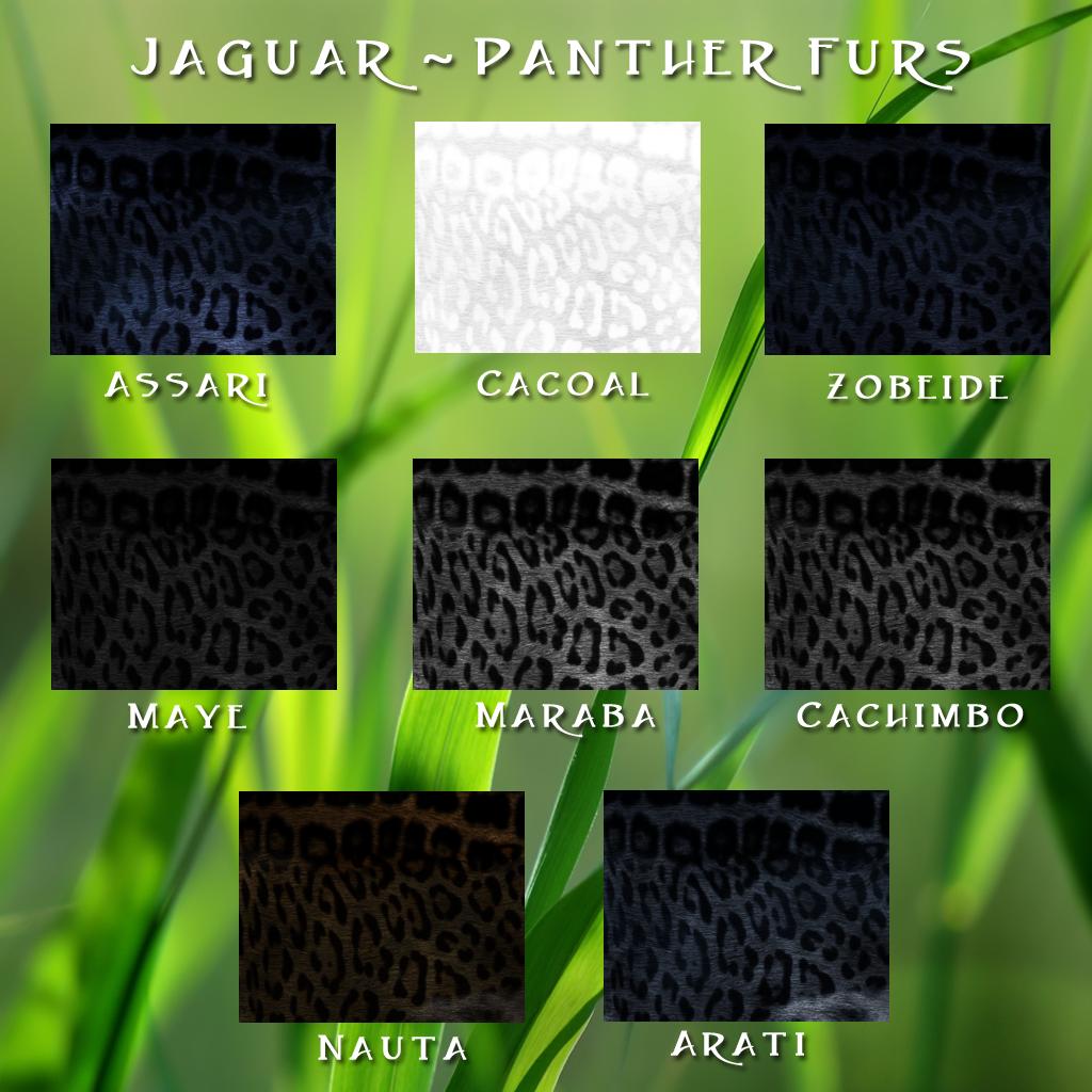 Jag Panther Furs