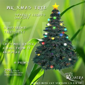 WK Xmas Tree