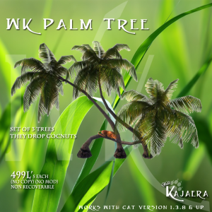 WK Palm Tree