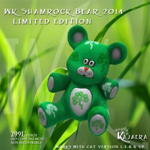 WK Shamrock 2014