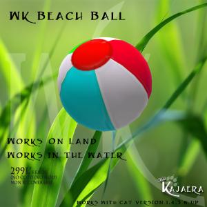 WK Beach Ball