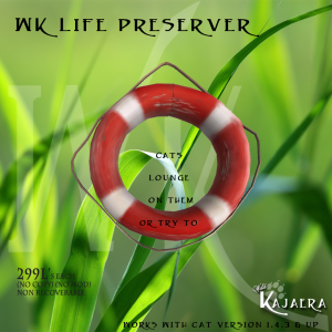 WK Life Perserver