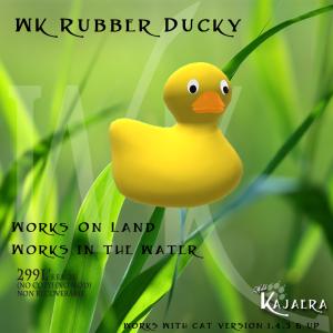 WK Rubber Ducky