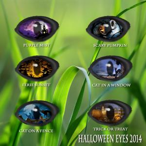 Halloween Eyes 2014