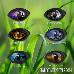 Halloween Eyes 2014