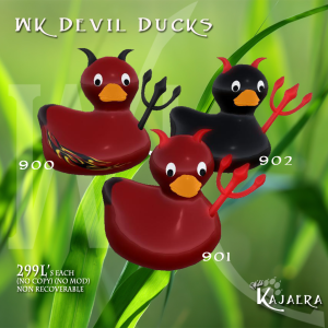 WK Devil Ducks