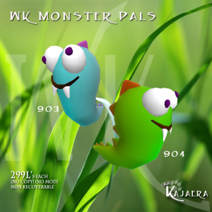 WK Monster Pals