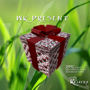 WK Present