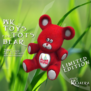 WK T4T Bear