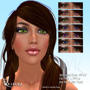 Sign Avatar Eyes 1 Priced