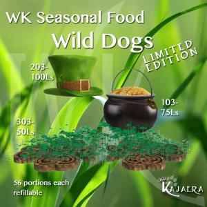 Food Seasonal StPat WD