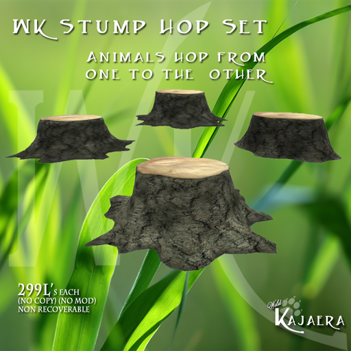 WK Stump set