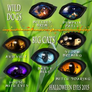 Halloween Eyes 2015