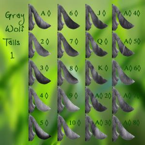 Wolf Tail Trait 1