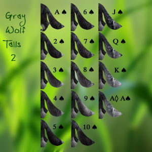 Wolf Tail Trait 2