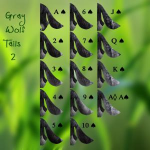 Wolf Tail Trait 2