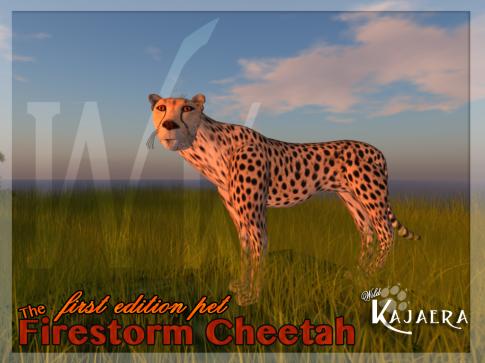 Firestorm Cheetah Promo AD.png