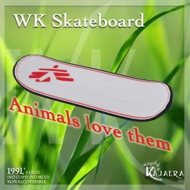 WK Skateboard SOS