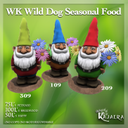 Seasonal Food WD Gnomes