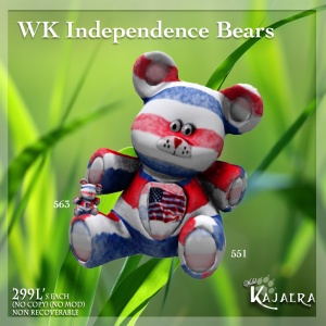 Independence Bears