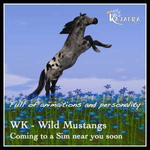 Horse coming soon-Rearing