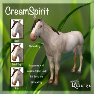 CreamSpirit