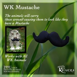 WK Mustache