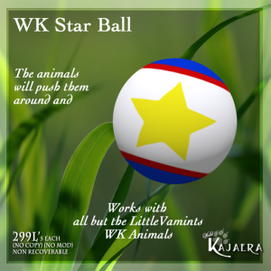 WK Star Ball