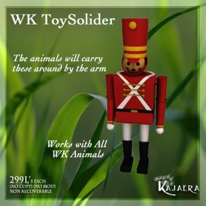 WK Toy Solider