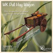 Pull Hay Wagon SPV
