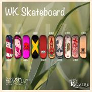 Skateboard SPV