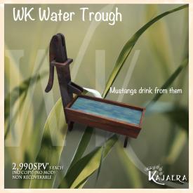Water Trough SPV