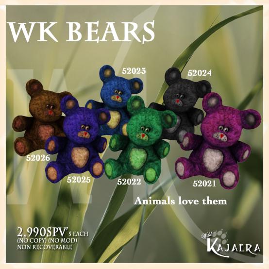 WK Bears SPV
