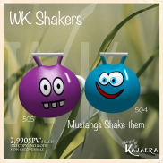 WK Shakers